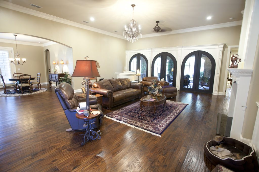 Hardwood Flooring Custom Home Builder San Antonio Bayless Custom Homes